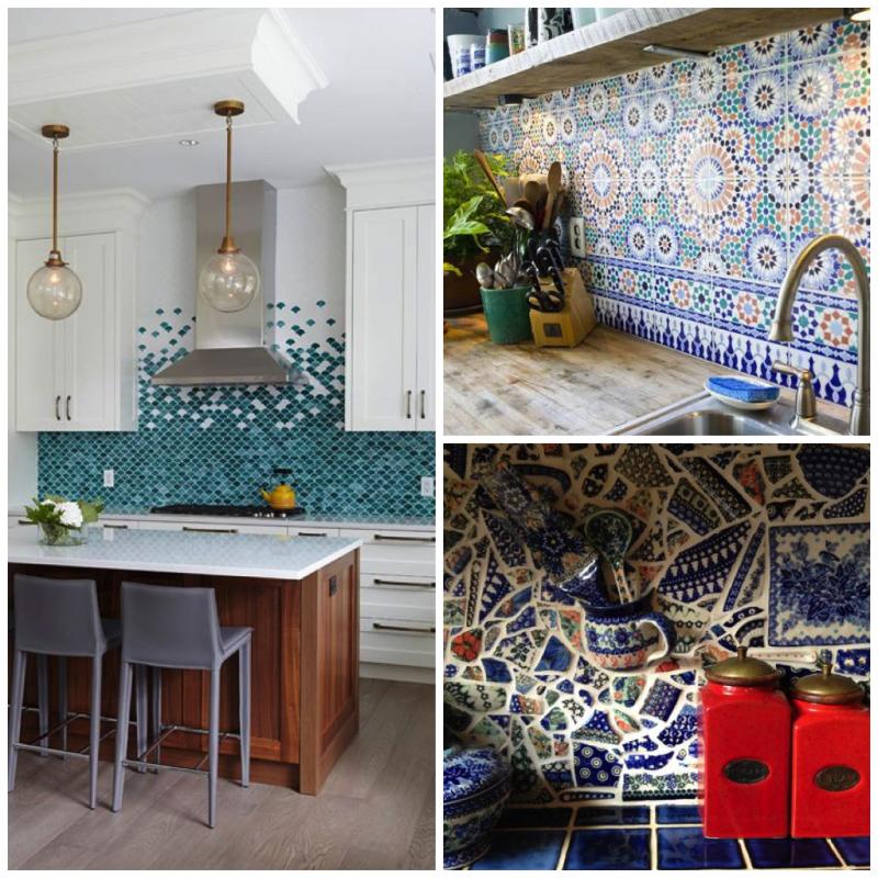 Mira cómo combinar los azulejos en la cocina – Manos a la Obra