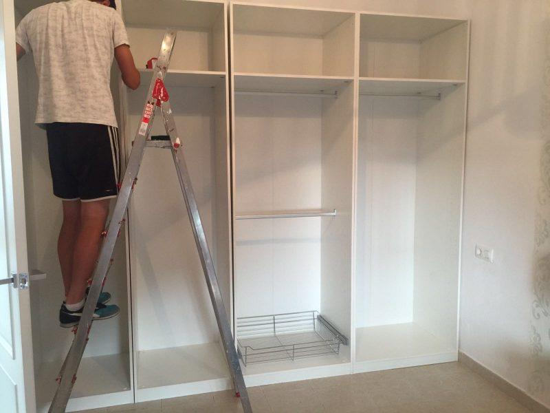 Cuanto cuesta un vestidor vestidores y armarios with - Cuanto cuesta un armario a medida ...