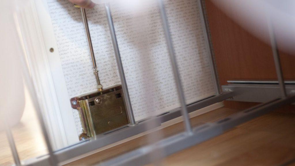 ya tenemos nuestro armario empotrado completo despus de crear puertas correderas para armario hemos construido las puertas empleando un kit para puertas