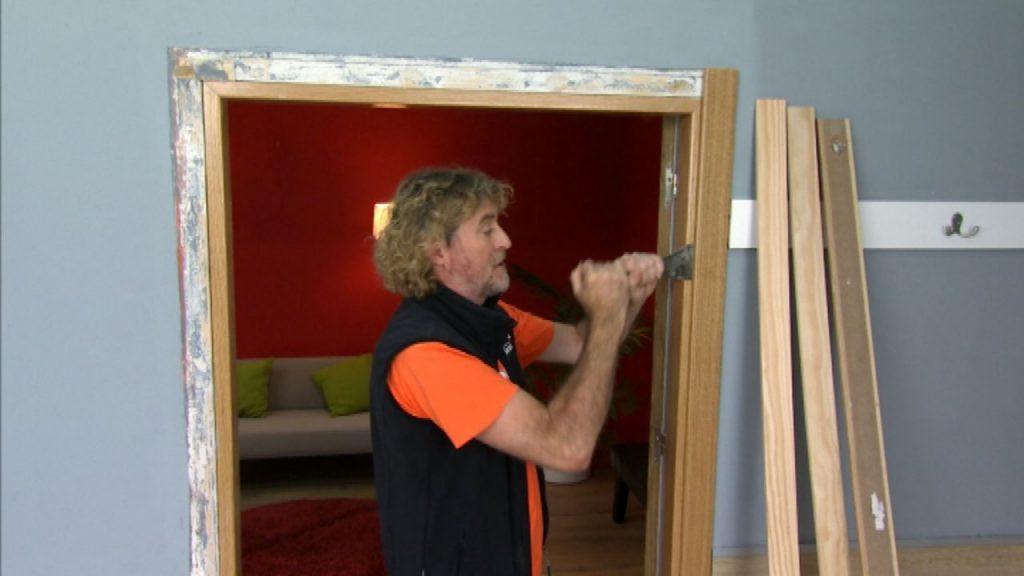 Consigue un efecto visual extraordinario instalando las for Como montar una puerta