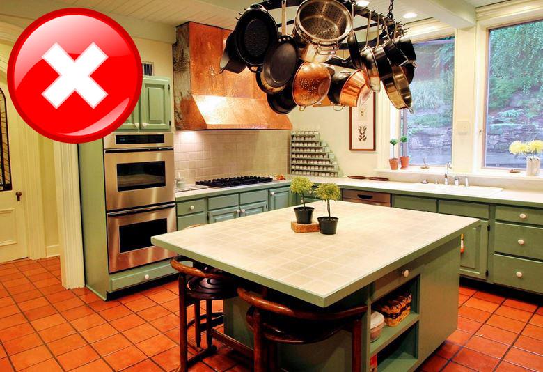 20 errores mortales que debes evitar al momento de diseñar tu cocina ...