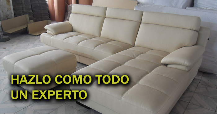 Aprende hacer un sofá otomano con compartimento interno paso a paso ...