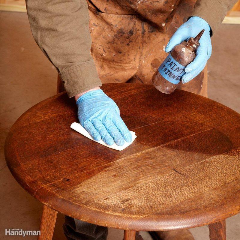 Cómo repintar los muebles desgastados en simples pasos – Manos a la Obra