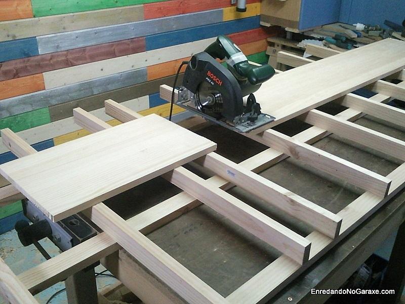 Construye tu propia gu a para cortar tableros con la for Cortar madera con radial