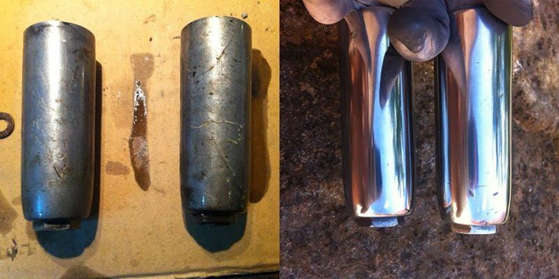Pulido casero a espejo en objetos de aluminio hecho en minutos la t cnica que todos quieren - Pulir aluminio a espejo ...
