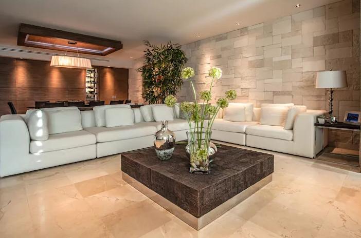 10 revestimientos en piedra para hacer lucir tus paredes - Piedra artificial para interiores ...