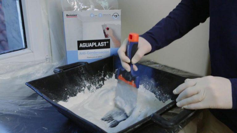 Pinta una pared con da os por la humedad sin problemas con este m todo bricolaje facil para todos - Eliminar humedad por condensacion ...