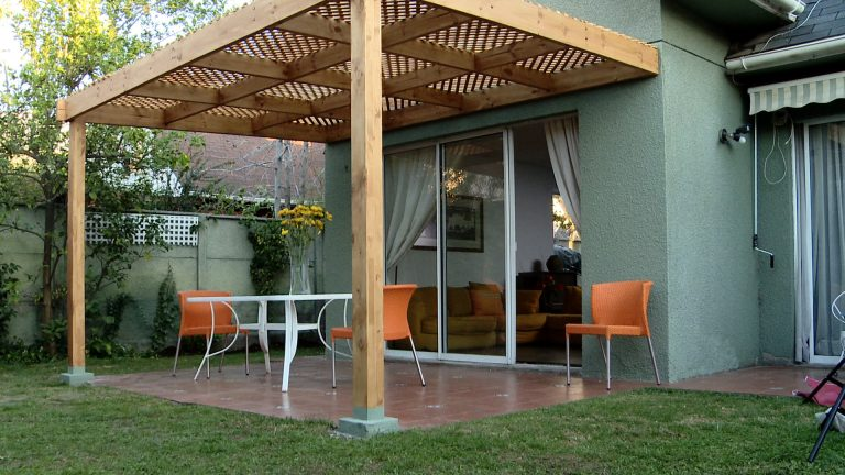 los cenadores de madera para jardines aportan un valor aadido a cualquier jardn e incluso a ciertas terrazas