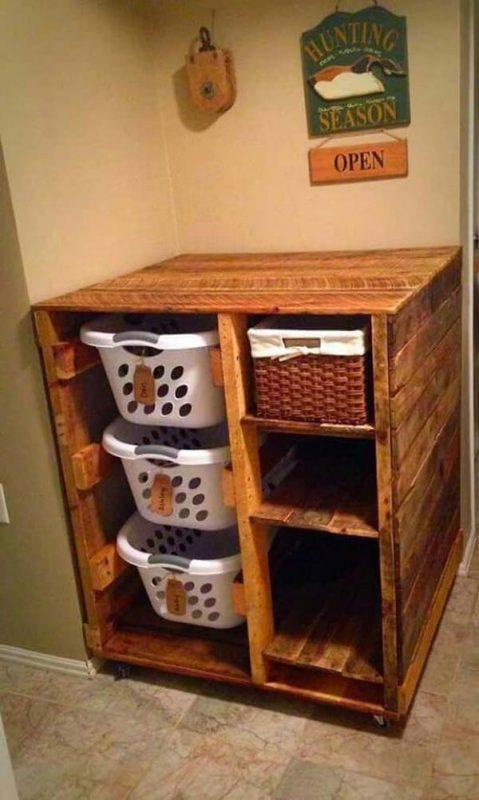 Ideas para hacer excelentes muebles y trabajos decorativos con Pallets