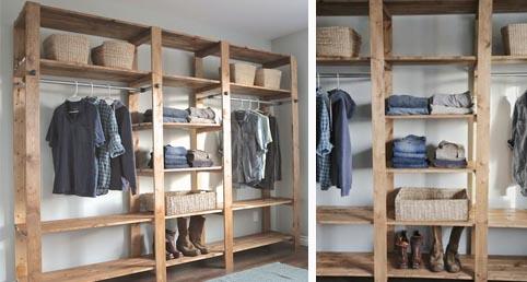 Otro sitio realizado con wordpress - Como hacer un closet en una habitacion ...