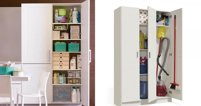 Construye tu propio armario de cocina multitusos siguiendo - Accesorio de cocina ...
