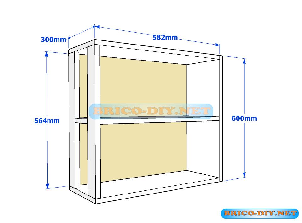 Fabricar Muebles De Cocina. Para Construir Muebles Rusticos De ...