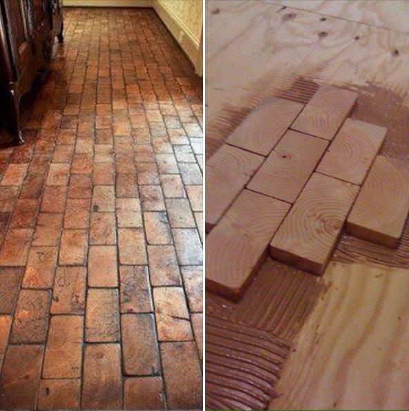 Construye un suelo de madera r stico como todo un experto for Suelos vintage