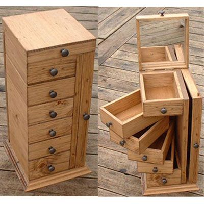 Small Simple Night Stand