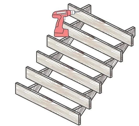 Conoce cómo construir escaleras de madera con esta guía de ...