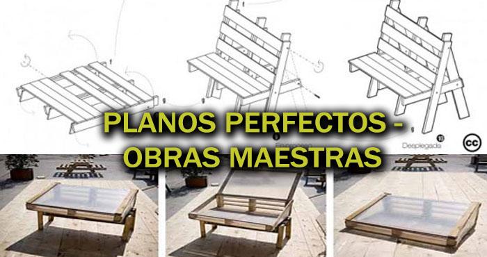 Descarga los 5 planos para construir muebles a la medida Planos para hacer muebles