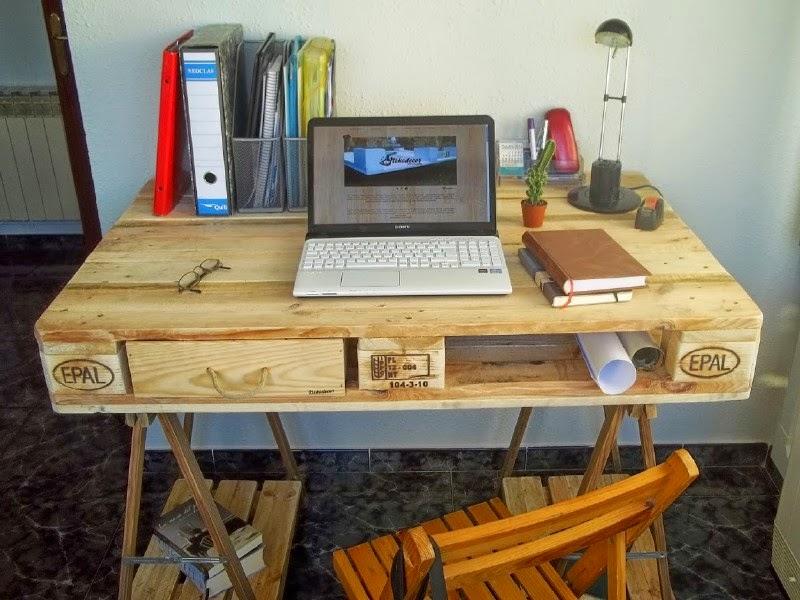 Gu a de 36 muebles hechos con pallets de madera f ciles de for Muebles de tarimas recicladas