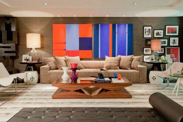 decoracin de interiores salones