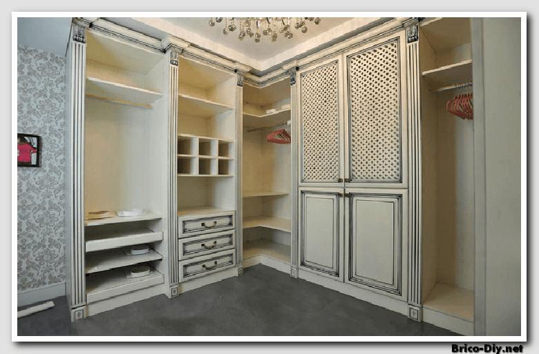 Amplia tu closet creando espacios con estos estrat gicos for Modelos de closet para habitaciones en cemento