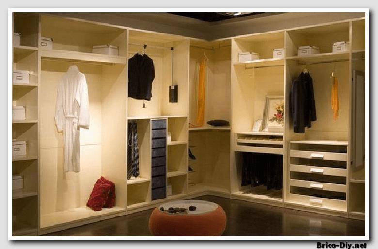 Amplia tu closet creando espacios con estos estrat gicos for Tipos de closet para dormitorios
