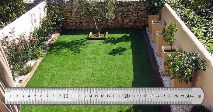 Tu peque o jard n tendr espacio suficiente si aplicas for Crear jardines pequenos