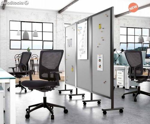 Aprende la t cnica de dividir una peque a habitaci n en for Ejemplos de oficinas