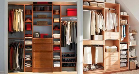 10 Closets Modernos De Madera Para J Venes Que A Tus Hijos