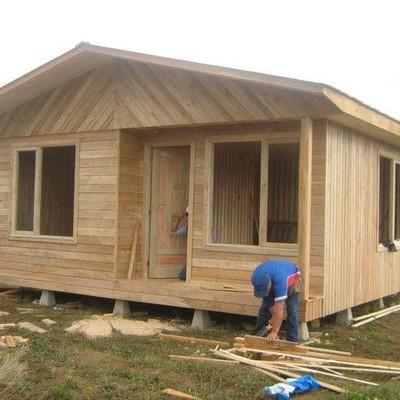 En realidad funcionan las casas prefabricadas manos a - La casa prefabricada ...