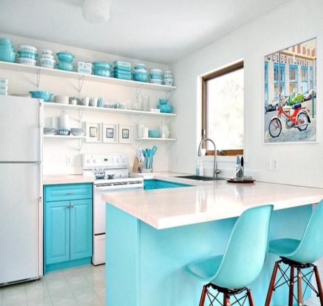 #3 Haz Que Los Muebles Y Azulejos Sean Del Mismo Color