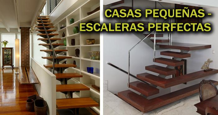15 Impresionantes escaleras diseadas exclusivamente para casas
