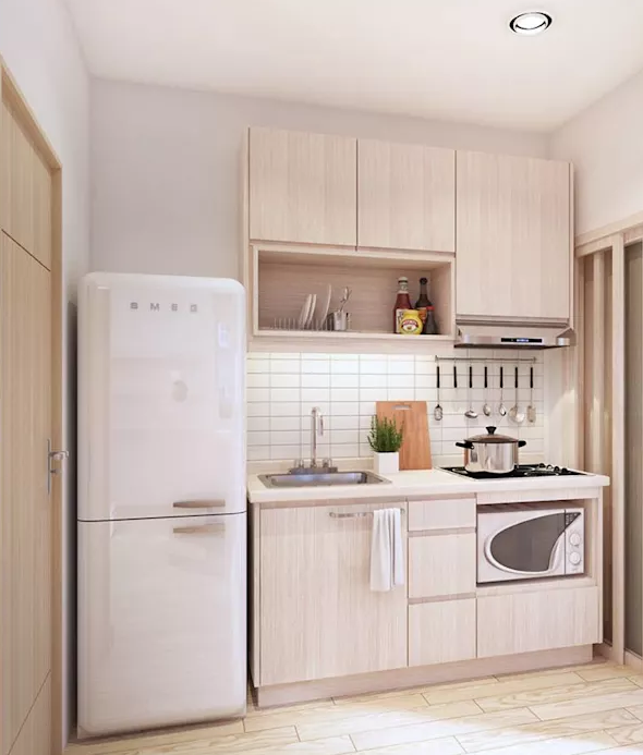 10 Cocinas elegantes con aspecto caro pero resultan muy económicas ...