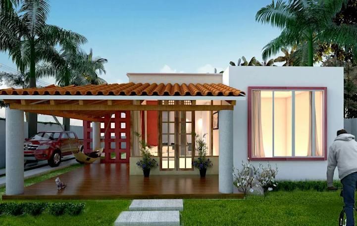 5 Conceptos Para Casa Pequeñas Con Espacios Muy Bien