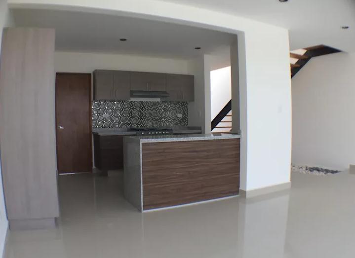 5 conceptos para casa peque as con espacios muy bien for Escaleras cocinas pequenas
