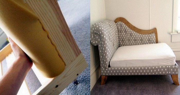 Si quieres tu sof con un nuevo relleno de espuma no te puedes perder este tutorial manos a - Relleno de sofas ...