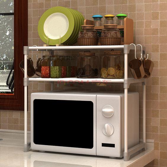 16 impresionantes ideas para aprovechar al m ximo nivel for Ideas aprovechar espacio cocina