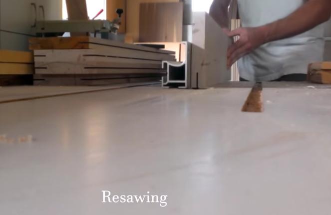 C mo hacer una c moda con acabado de madera quemada for Como hacer una comoda de madera pdf