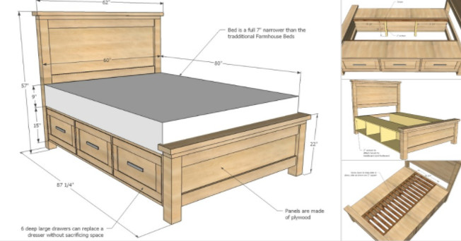 how to build micke drawers