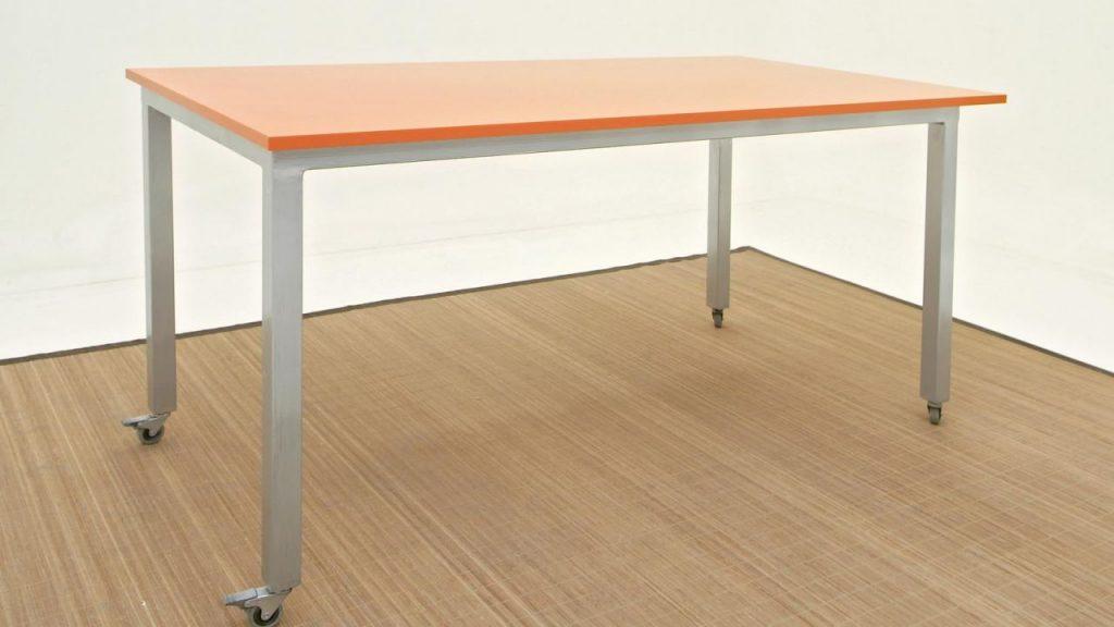 Construye tu propia estructura met lica profesional para - Estructura metalica mesa ...