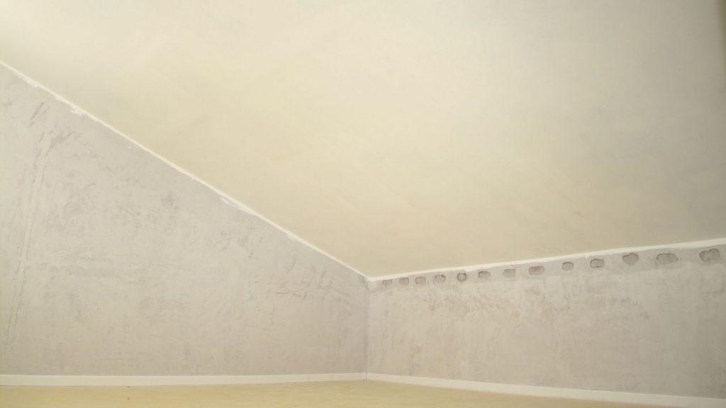 Pintura techo bao humedad top baos pintura techos baos - Como pintar techos ...