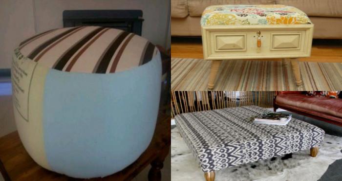 14 Tutoriales para escoger el asiento otomano que creas mejor se ...