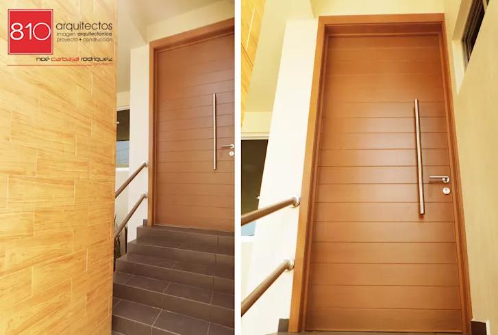 Como hacer una puerta rustica awesome puedes usar madera de remate para crear una puesta rstica - Como hacer una puerta de madera rustica ...