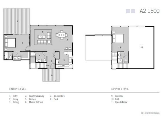 Descarga planos gratis para construir casas de 42 m2 con for Casa de dos plantas de 70 metros cuadrados