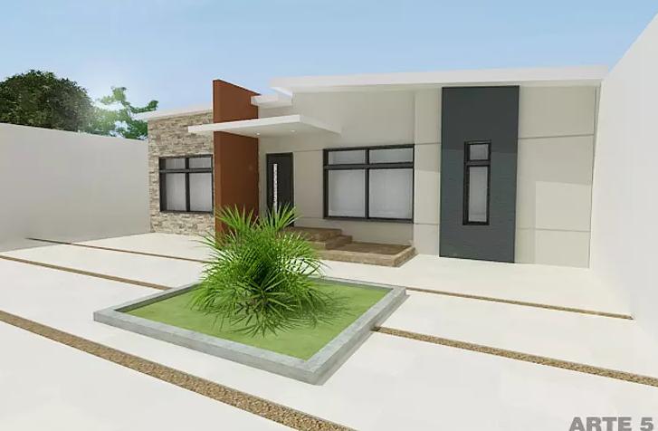 10 casas peque as pero estrat gicas que solo bastar que for Vivir en un piso interior
