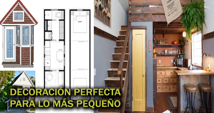 15 de las decoraciones para casas peque as m s populares - Decoracion para casas muy pequenas ...