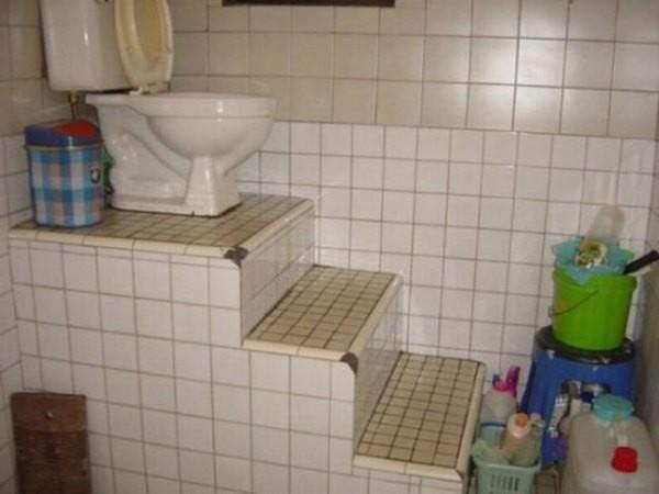 Crazy Bathroom Design Ideas ~ Los errores de construcción que superan a otros tops