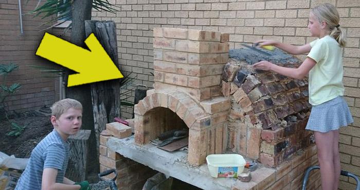 Quieres pizza en casa entonces construye tu propio horno - Con las manos en tu casa ...
