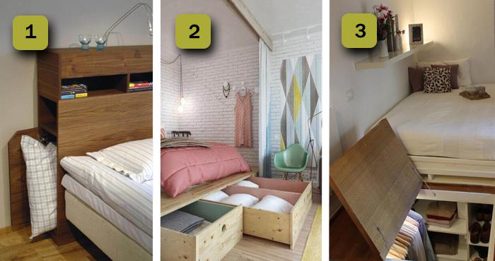 18 muebles inteligentes con comparticiones secretas y - Muebles inteligentes ...