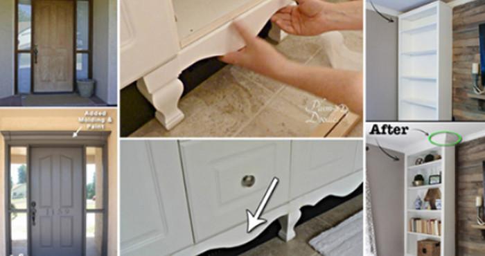 8 Tutoriales de muebles y renovaciones para distintos ...