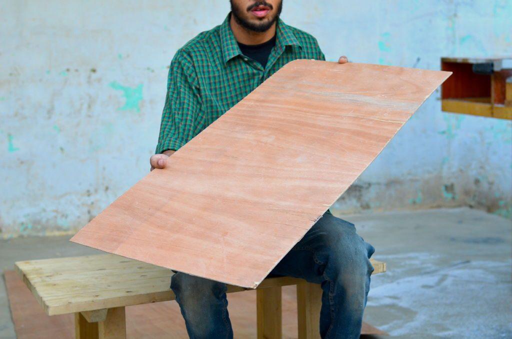 Construye el primer mueble que te permitirá tener todo a la mano ...
