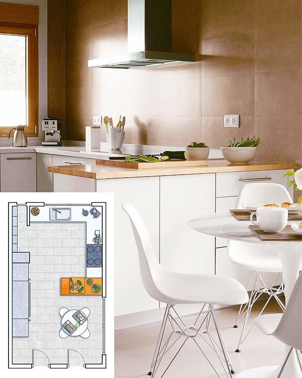 Planifica y amobla tu cocina con estas 11 ideas - Planifica tu cocina ...